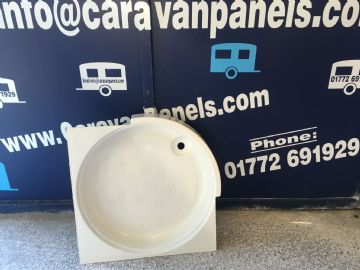 CPS-FLEET-1202 SHOWER TRAY